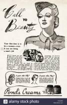 advertisement-advertising-ponds-creams-cosmetics-original-old-vintage-H0CDN6
